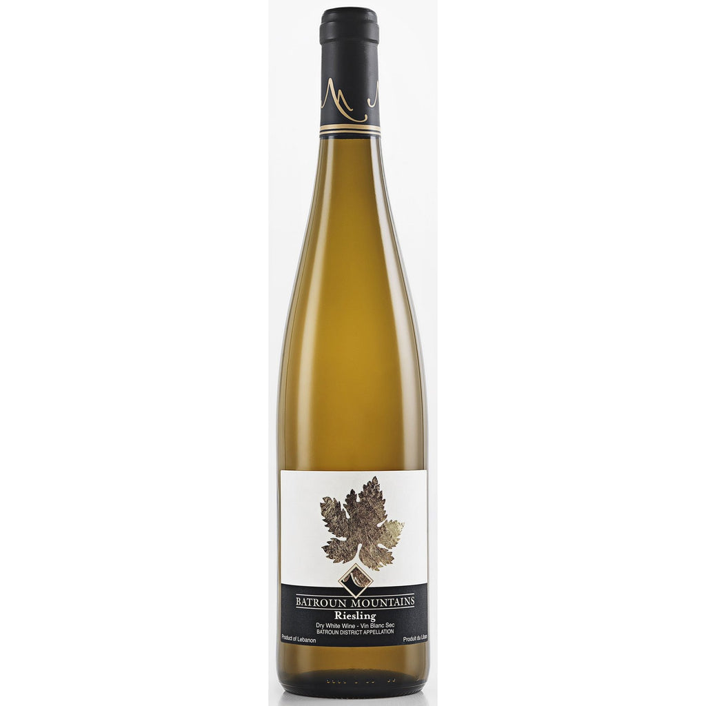 Batroun Mountains Riesling 2018
