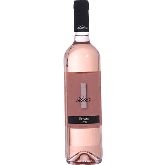 Ishtar Winery Rosea rose wine 2018