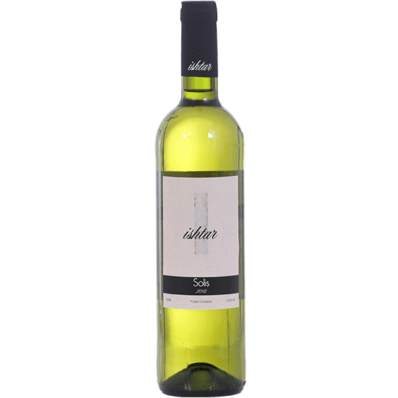 Ishtar Winery Solis white wine 2018