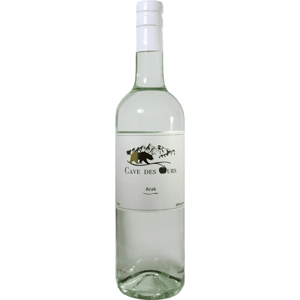 Cave des Ours Apple Arak