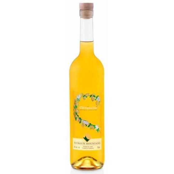 Batroun Mountains lemon liqueur Citronello