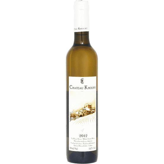 Chateau Khoury | Pinot Gris 2012 | P209