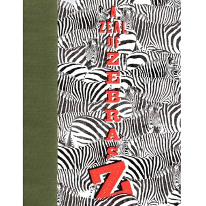 A Zeal Of Zebras Book