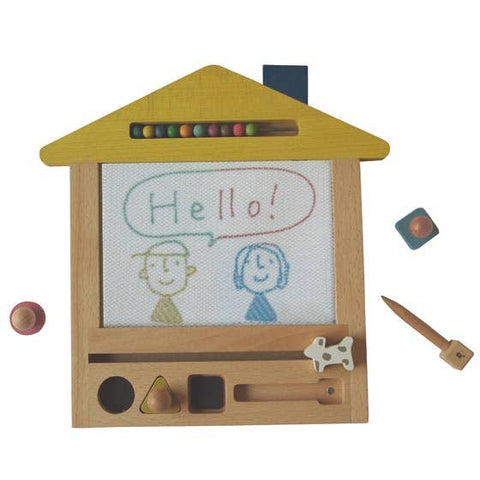 Oekaki House Magic Drawing Board - Dog