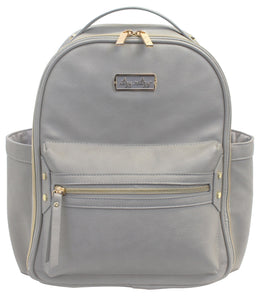 ***Pre-Order** Itzy Mini Gray Backpack