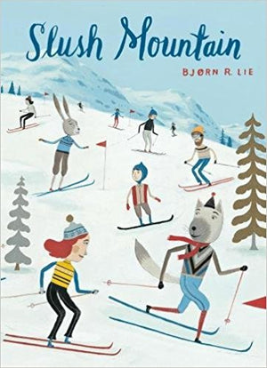 Slush Mountain Book