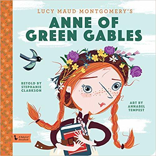 Anne of Green Gables Storybook