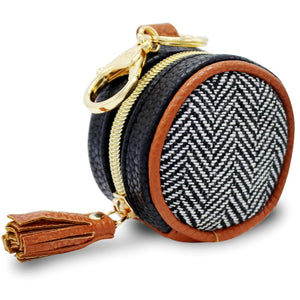 Diaper Bag Charm Pod - Coffee & Cream