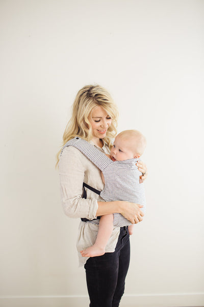 Happy Baby Carrier - Sea Stripe