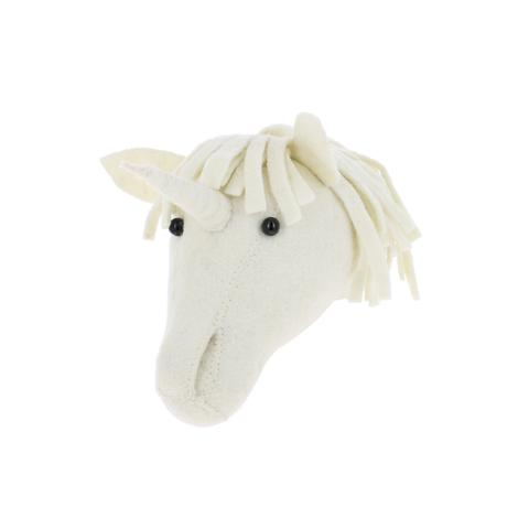 Baby Unicorn (Mini) Wall Head Mount