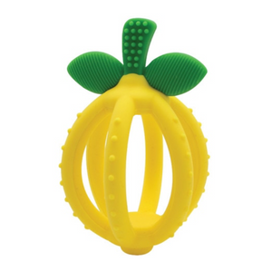 Teether Ball - Lemon Drop
