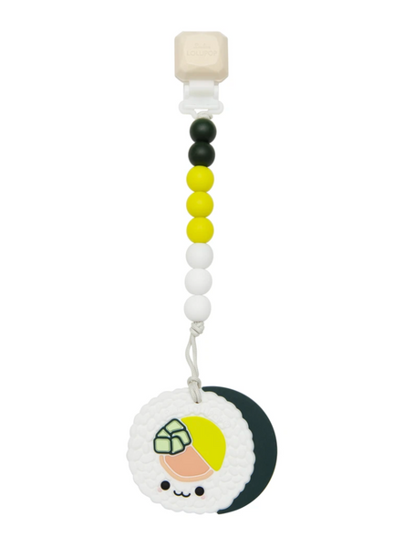 Silicone Teether Set - Sushi Roll