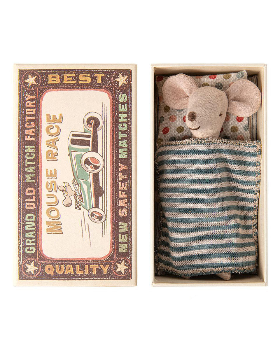 Big Brother Mouse in Box - Blue