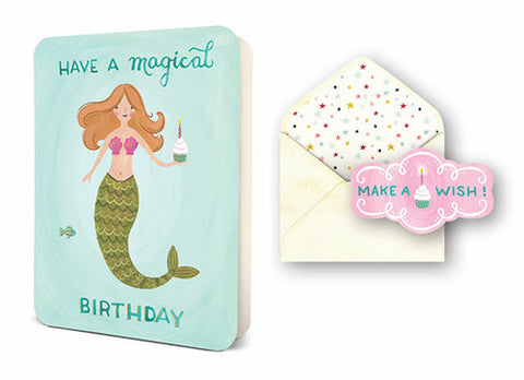 Birthday Card - Have a Magical Birthday