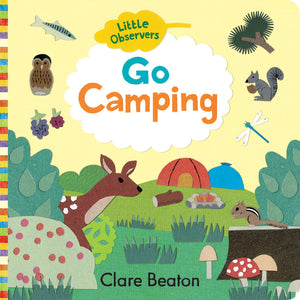 Little Observers: Go Camping