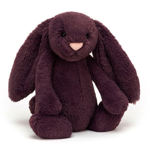 Bashful Plum Bunny - Medium