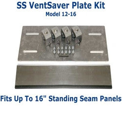 "Ventsaver Kit for Standing Seam Panels (12-16"" rib spacing)"