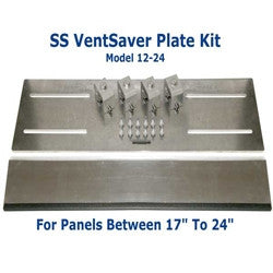 Ventsaver Kit for Standing Seam panels (model 17-24, see description)