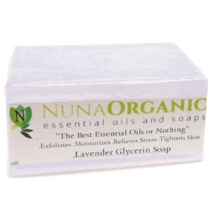 Soap Collection Lavender Glycerin - Nuna Essential Oils