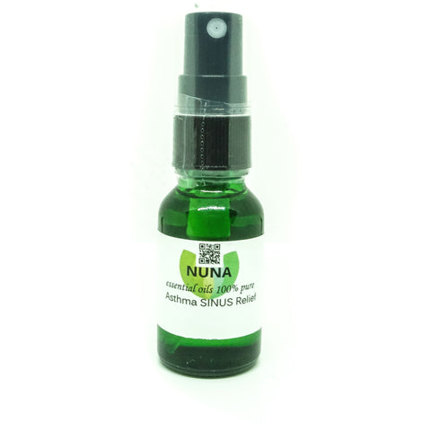 Asthma/Allergy & Sinus Relief Essential Oil blend 15ml