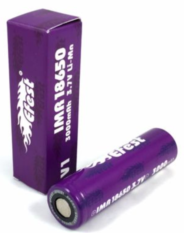 Efest 3000mah *Single Pack*