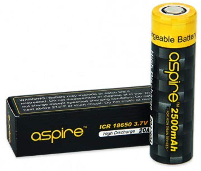 Aspire 2600 MAH *Single*