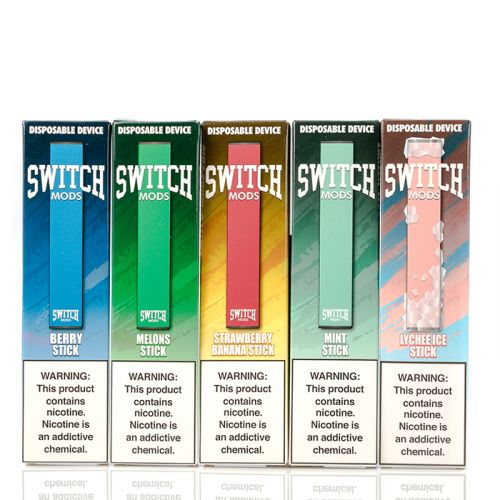 Switch Disposable 5%