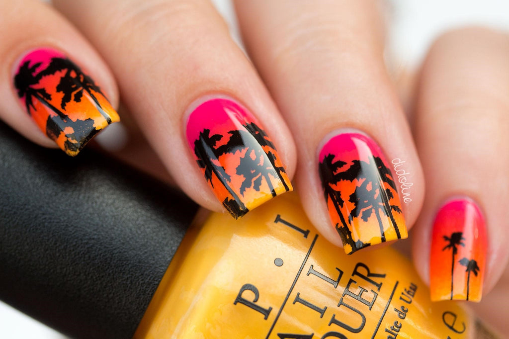 10 Nail Art Designs You'll Want To Try For This Summer