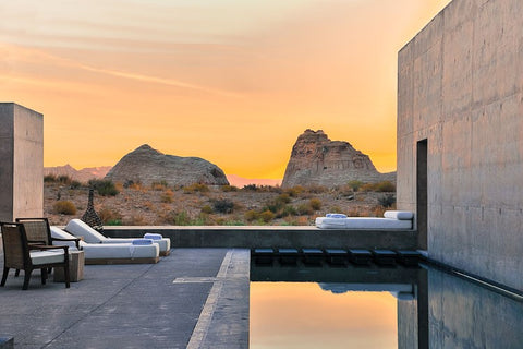 Amangiri resort in Utah2