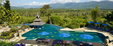 Anantara Golden Triangle Elephant Camp & Resort in Thailand1