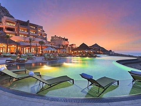 Capella Pedregal Resort in Cabo San Lucas, Mexico1