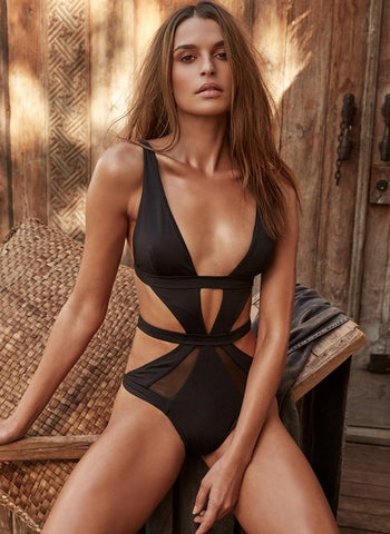 Dylan One-Piece Swimsuit by Kopper & Zink