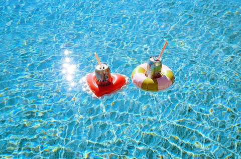 Float On Drink Floaties by Bando