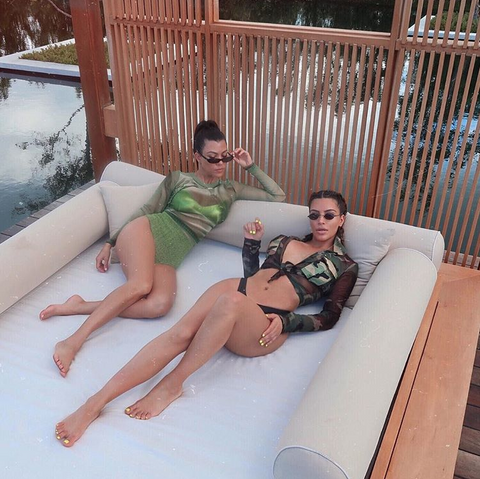Inside Scoop On The Kardashian Turks And Caicos Trip
