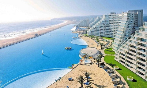 San Alfonso del Mar Resort in Chile