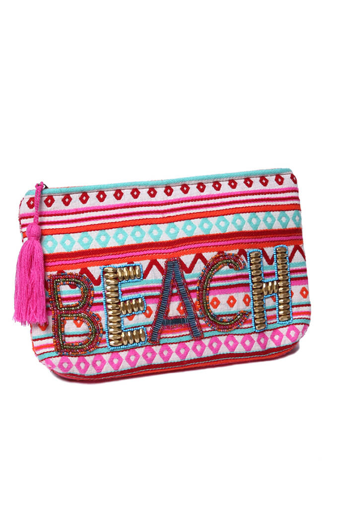 Beach and Beyond Pouch