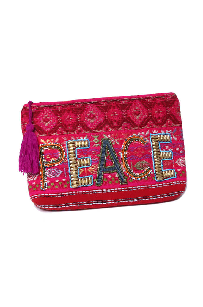 Peace of Cake Pouch