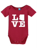 Arizona Love Onesie