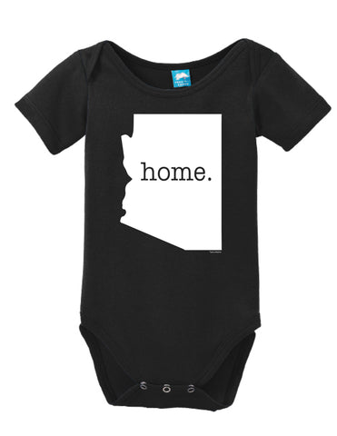 Arizona Home Onesie