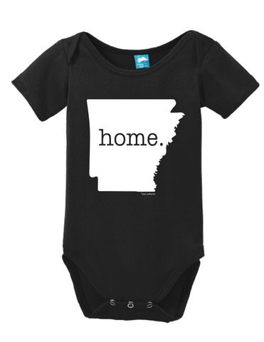 Arkansas Home Onesie