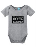As Seen On Ultra Sound Onesie