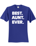 Best Aunt Ever LL 3930 T-Shirt