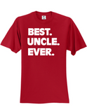 Best Uncle Ever LL 3930 T-Shirt