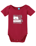 Bismarck North Dakota Onesie