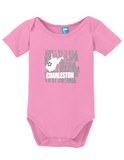Charleston West Virginia Onesie
