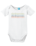 Chattanooga Tennessee Retro Onesie