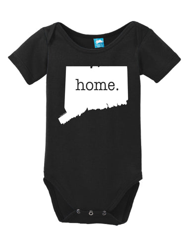 Connecticut Home Onesie