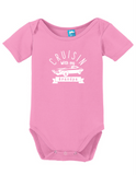 crusin with my grandpa funny bodysuit baby romper