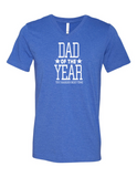 Dad Of The Year LL 3005  V-Neck T-shirt