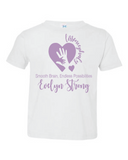 Evelyn Strong Toddler T-Shirt!